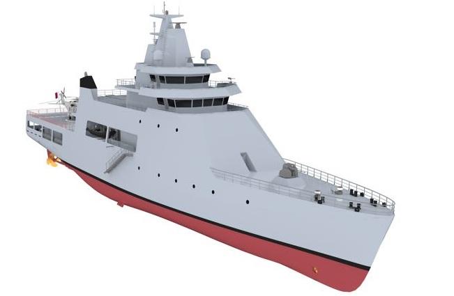Катар заказал в Турции два учебных корабля