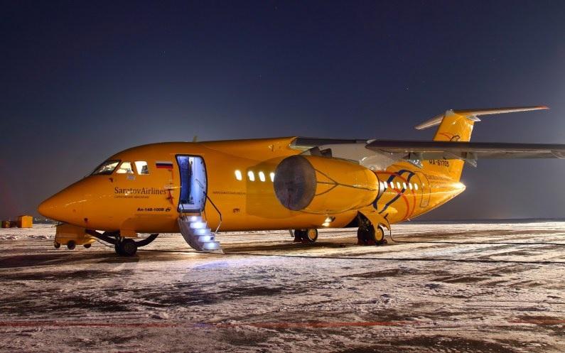 В России приостановлена эксплуатация самолетов Ан-148