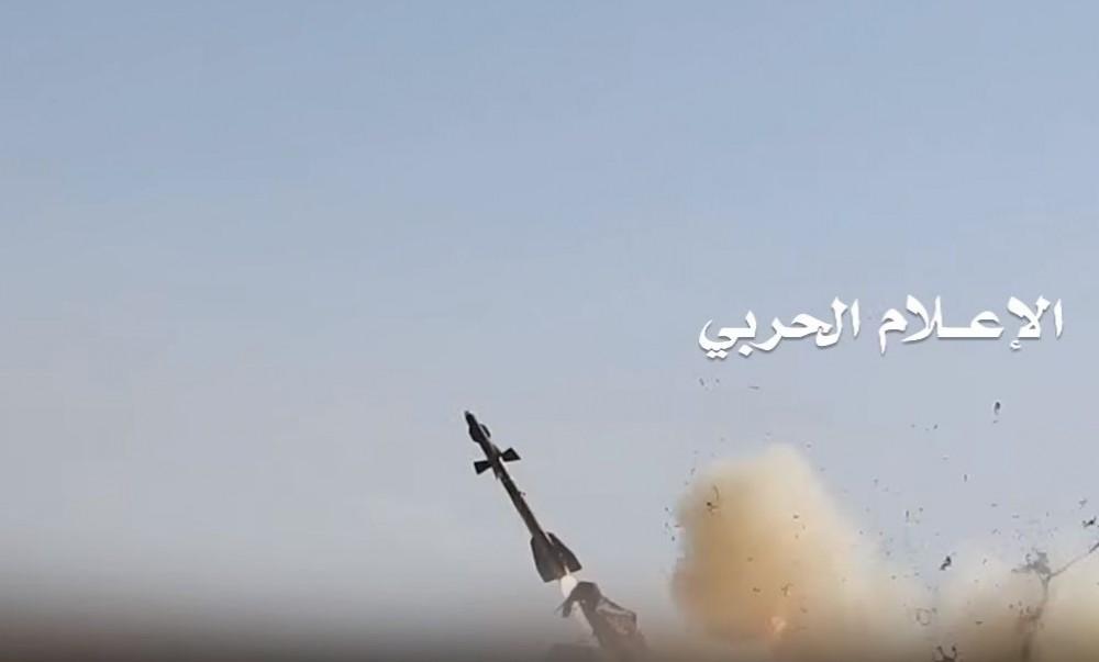 Йеменские хуситы подбили саудовский самолет F-15