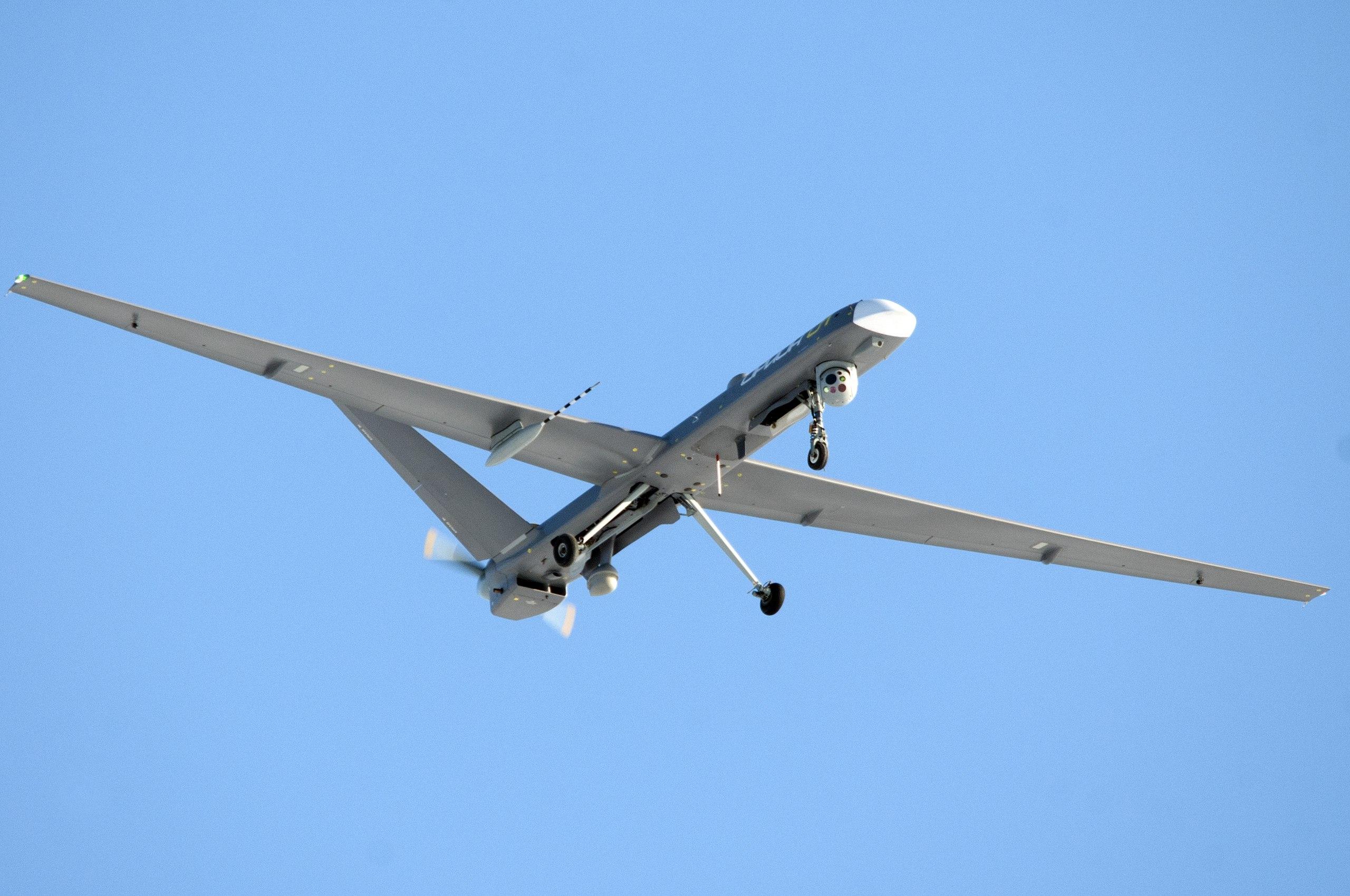 """Официальная фотография беспилотного летательного аппарата """"Орион"""""""