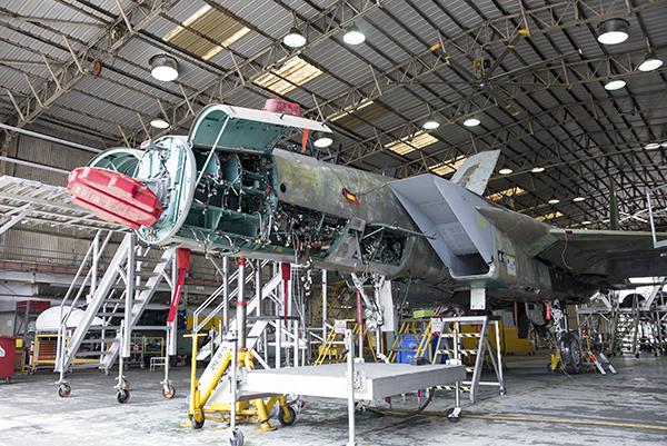 ЙАА-22 – авиаремонтный завод ВВС Израиля