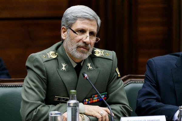 Выступление министра обороны Ирана на VII Московской конференции по международной безопасности