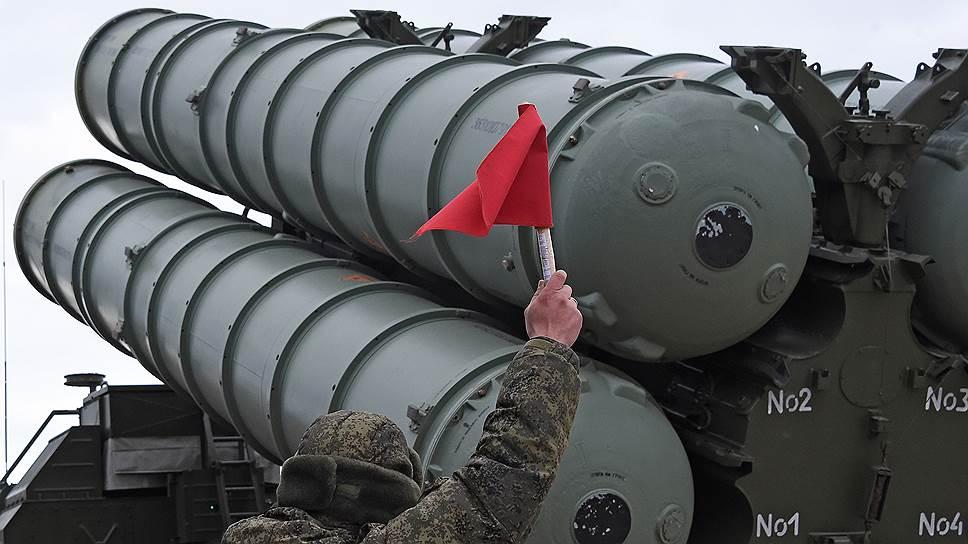 Поставка зенитных ракетных систем С-400 Турции будет ускорена