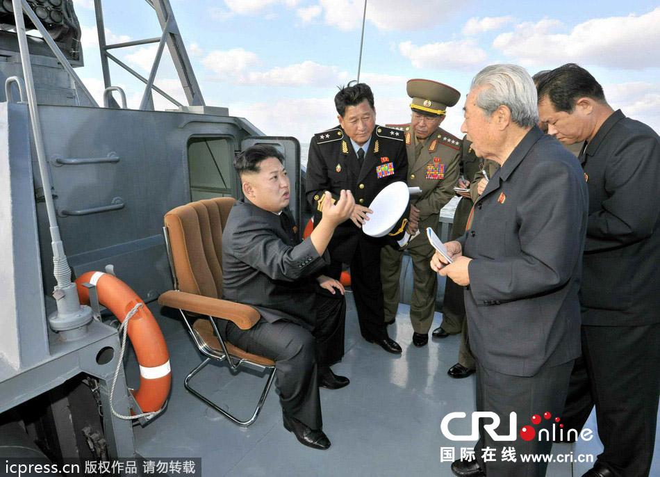 Северокорейский ракетный стелсоподобный катер скегового типа