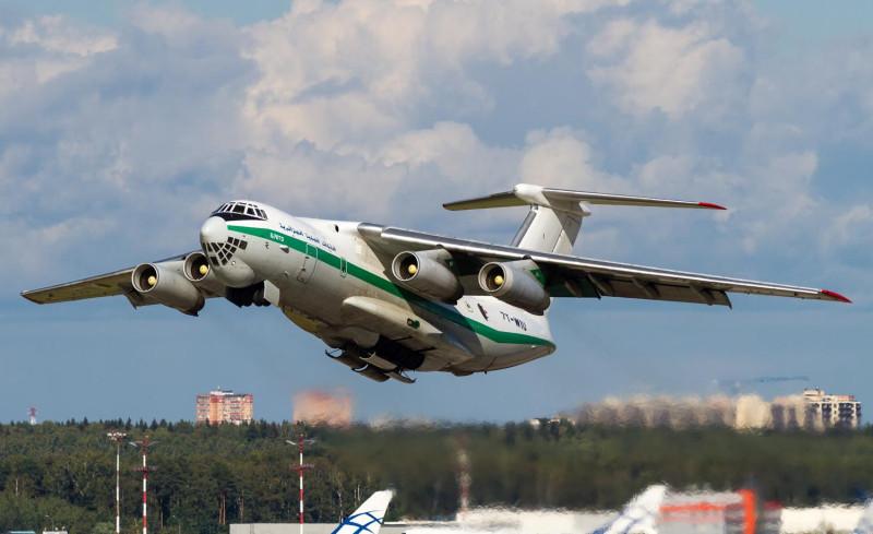 Il-76 Algeria