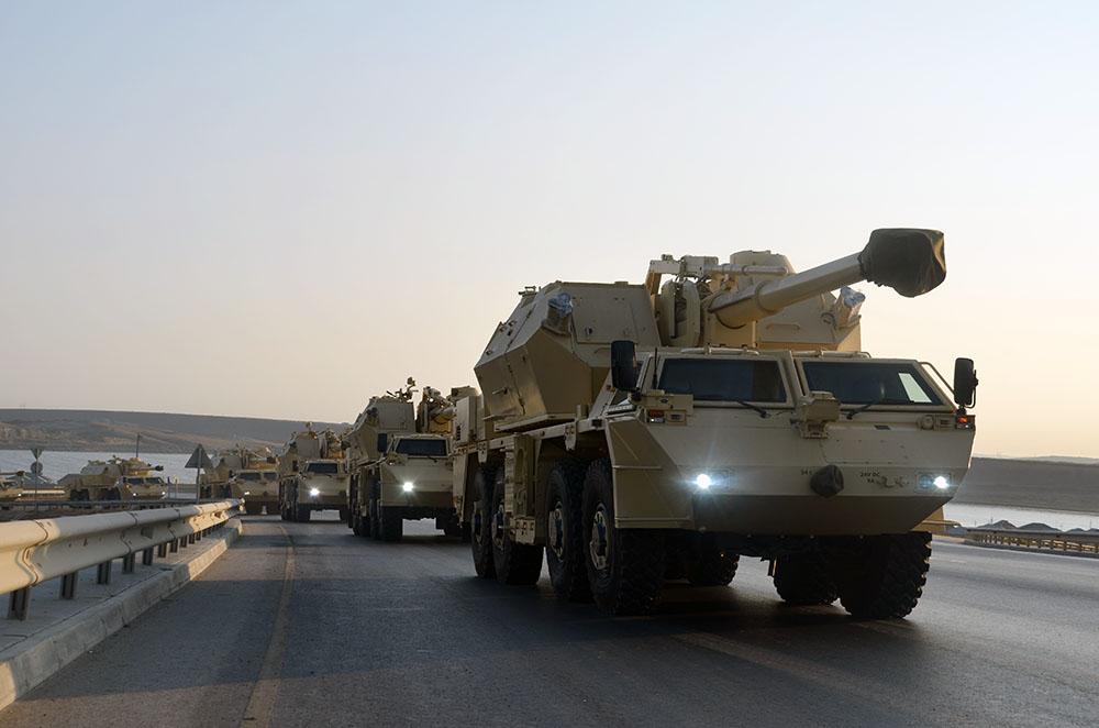 Азербайджан продолжает получать чешское оружие через Израиль
