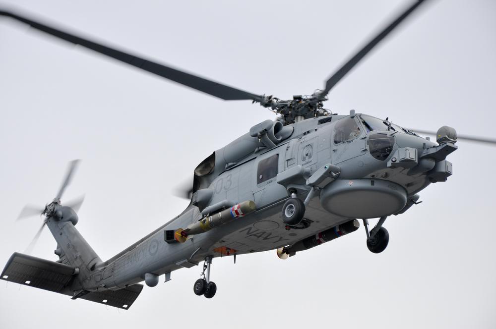 Мексика планирует приобретение американских корабельных вертолетов МН-60R
