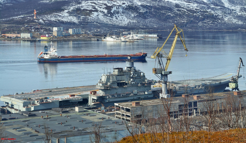 Подписан контракт на ремонт и модернизацию тяжелого авианесущего кроейсера «Адмирал Кузнецов»