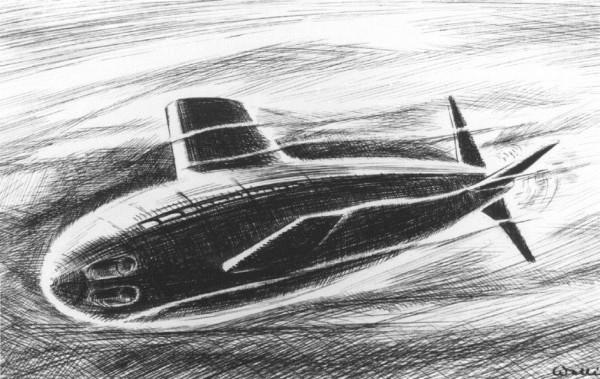 Нереализованные амбиции: проект шведской атомной подводной лодки