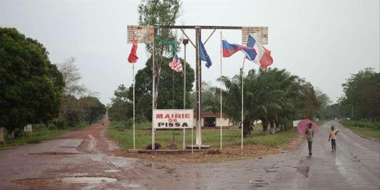 Российское военное присутствие в Центральноафриканской Республике