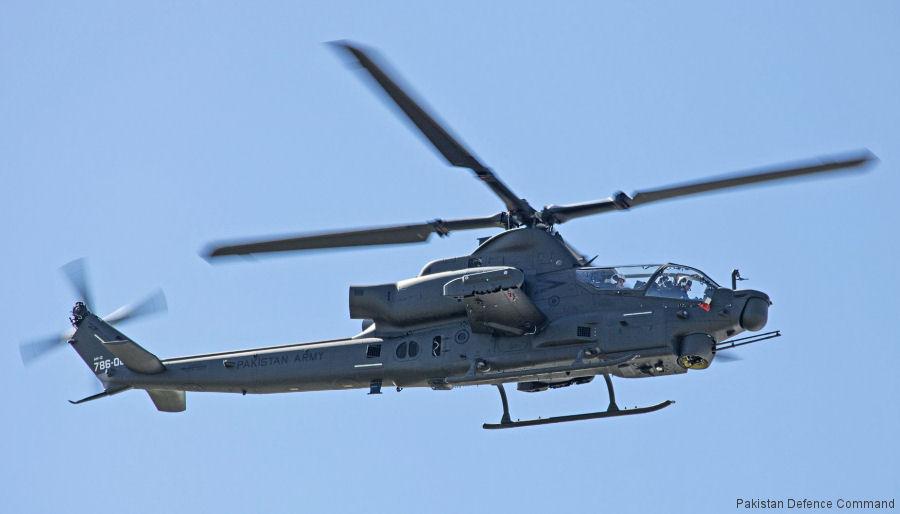 Планируемая продажа американских боевых вертолетов AH-1Z Бахрейну