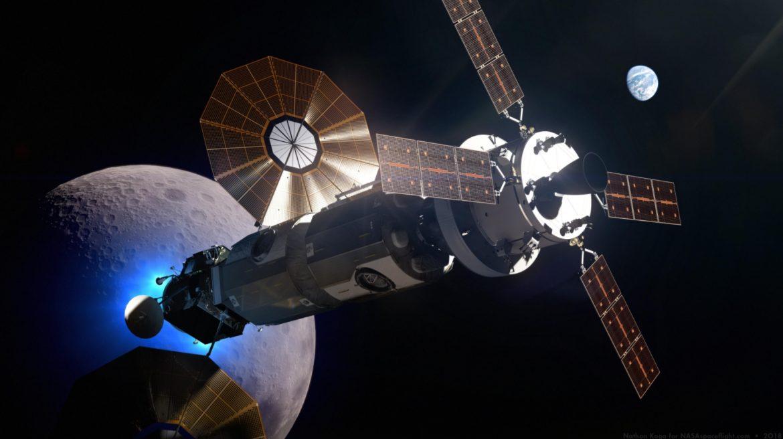 Проблемы российского участия в программе создания окололунной орбитальной станции