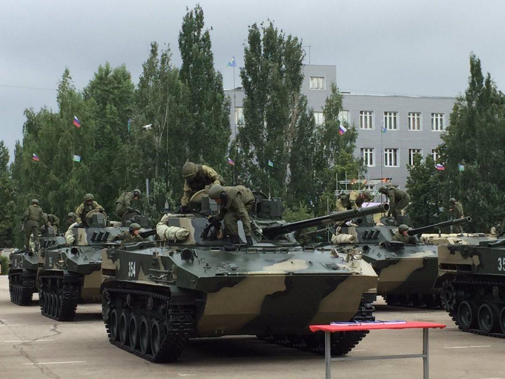 Снова планы развертывания 104-й гвардейской десантно-штурмовой дивизии из 31-й бригады