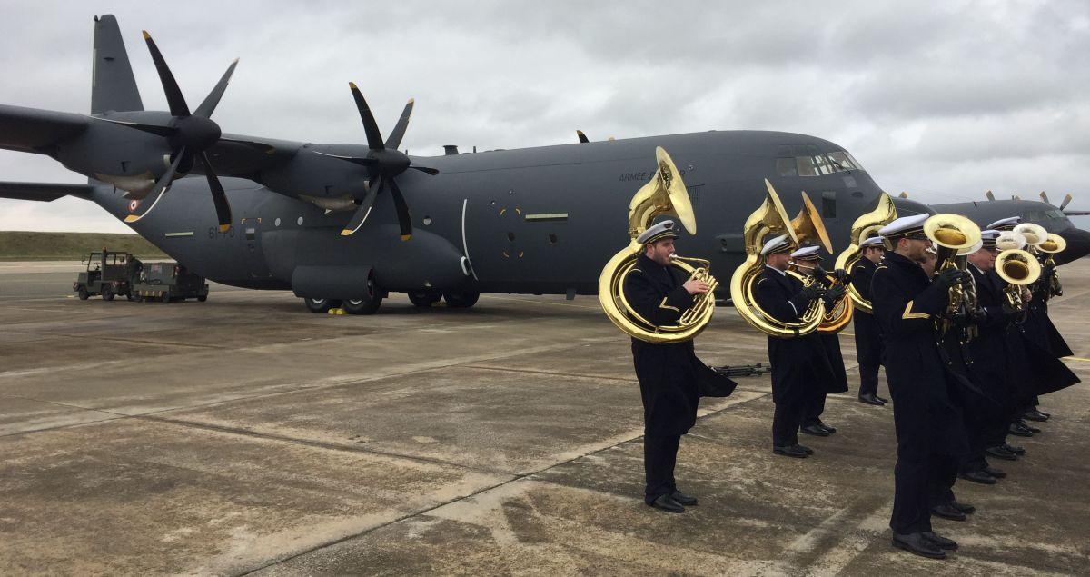Планируемая закупка Германией военно-транспортных самолетов C-130J