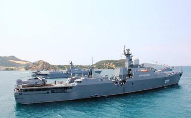 """Индия заинтересовалась российскими фрегатами проекта 11661 """"Гепард"""""""