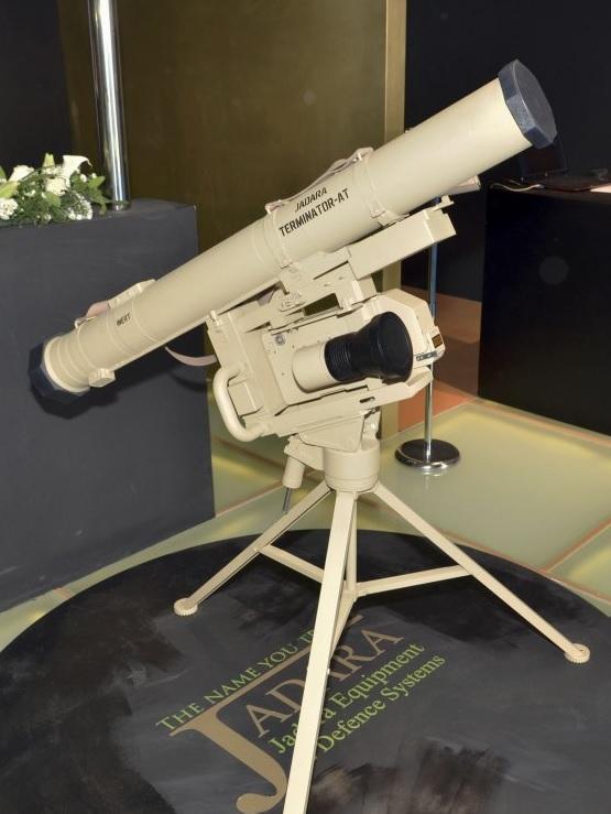 Иорданский противотанковый ракетный комплекс Terminator