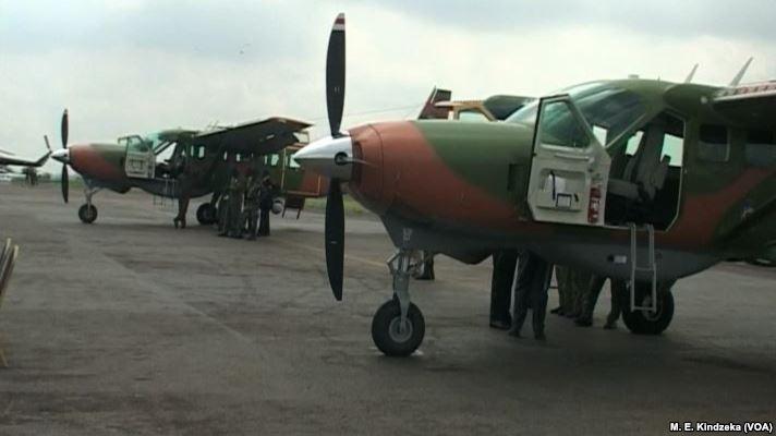 Камерун и Чад получили американские разведывательные самолеты RC-208