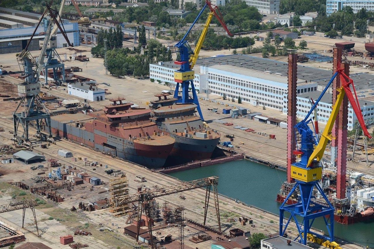 """Концерн """"РУСЭЛПРОМ"""" изготовил энергетические установки для кабельных судов проекта 15310"""