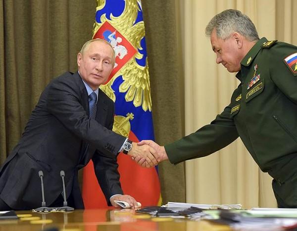 Владимир Путин обсудил проблемы перевооружения ВМФ