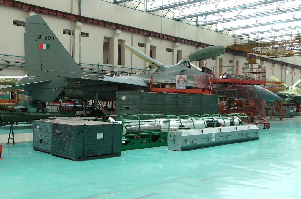 HAL предложило ВВС Индии 40 дополнительных истребителей Су-30МКИ
