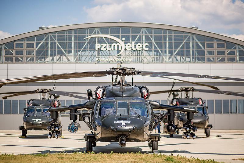 Рост польского оборонного экспорта в 2017 году