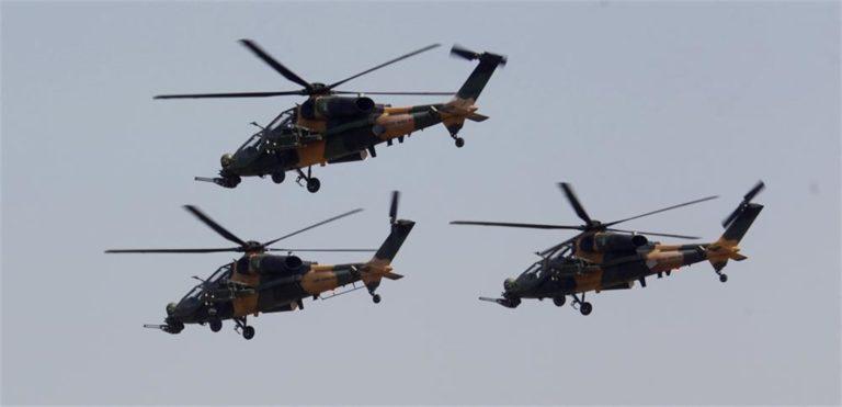 Пакистан приобретает 30 турецких боевых вертолетов Т129 вертолетов, армейской, авиации, турецкой, Турции, конфигурации, боевых, вертолеты, вертолета, defenceandtechnologycom, будет, девять, боевого, Пакистане, контракт, испытания, Пакистан, AgustaWestland, вертолет, Исламабаде