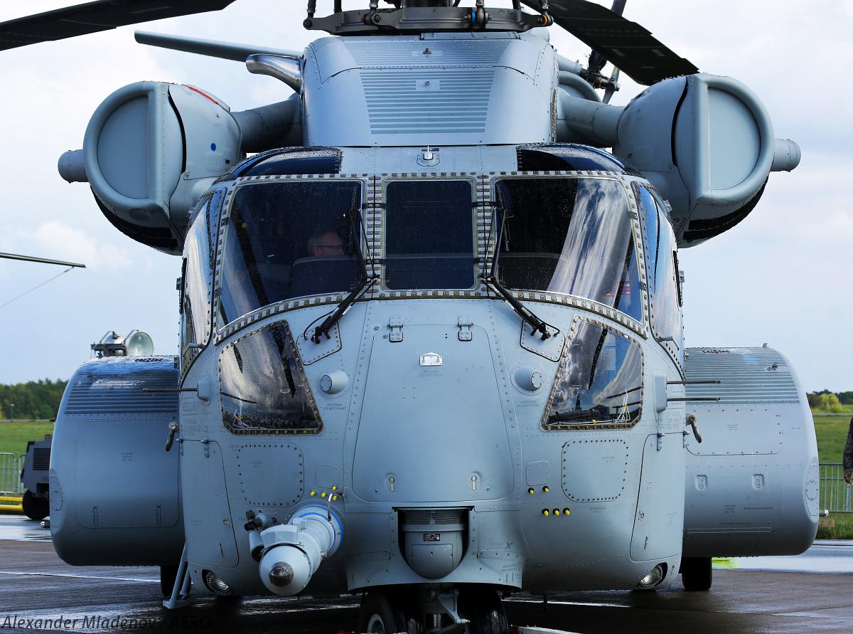 О германском тендере на закупку тяжелого вертолета