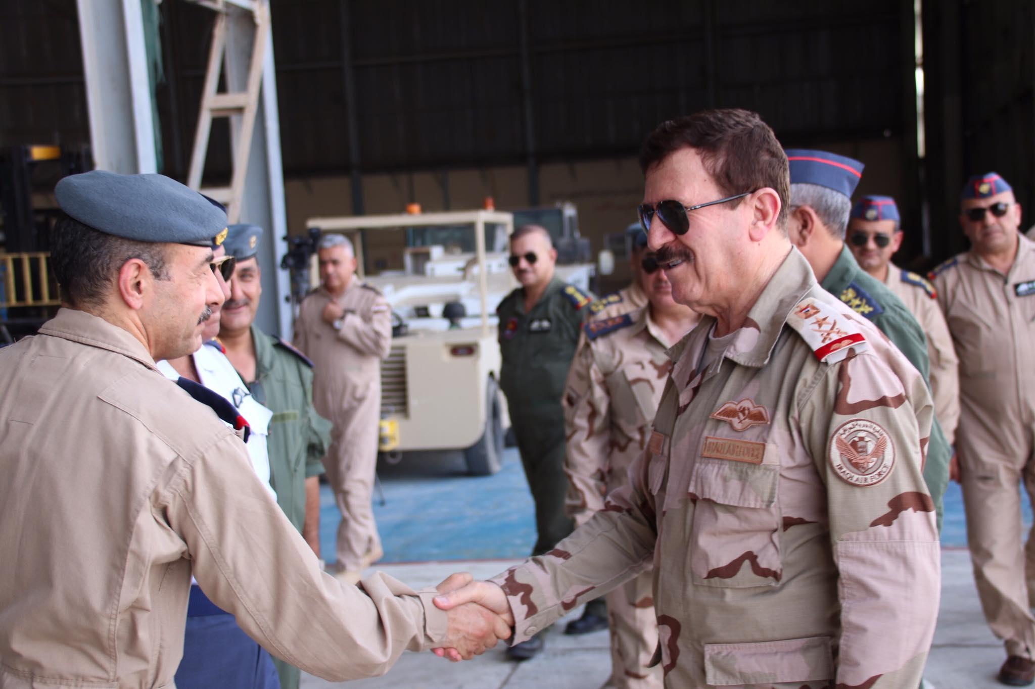 ВВС Ирака получили очередные шесть учебно-боевых самолетов T-50IQ самолетов, Ирака, T50IQ, учебнобоевых, Industries, коллеги, контракт, стоимостью, Aerospace, Korea, иракского, учебнобоевого, первые, самолет, состава, шесть, контракта, получили, Санчхоне, поставки
