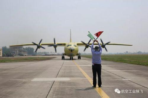 Казахстан приобрел китайские военно-транспортные самолеты Y-8F-200WA