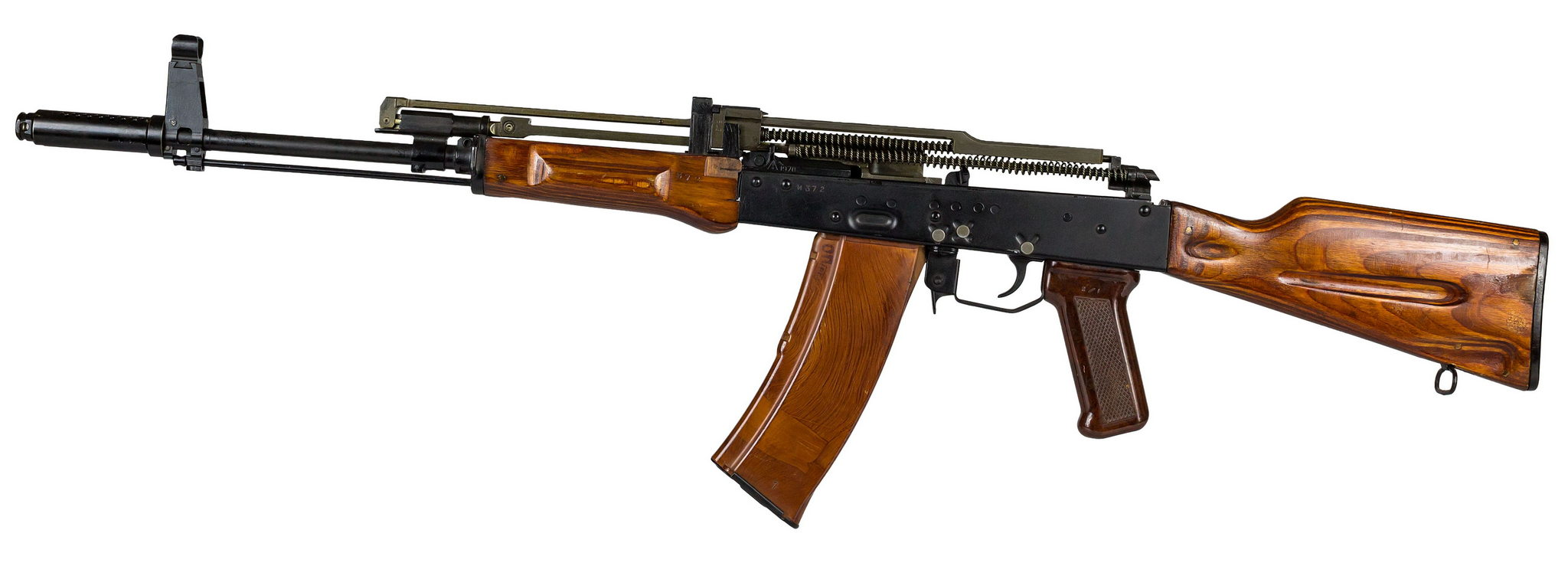 Автомат Александрова АЛ-7