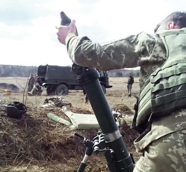 Завершились государственные испытания украинского 82-мм миномета УПИК-82