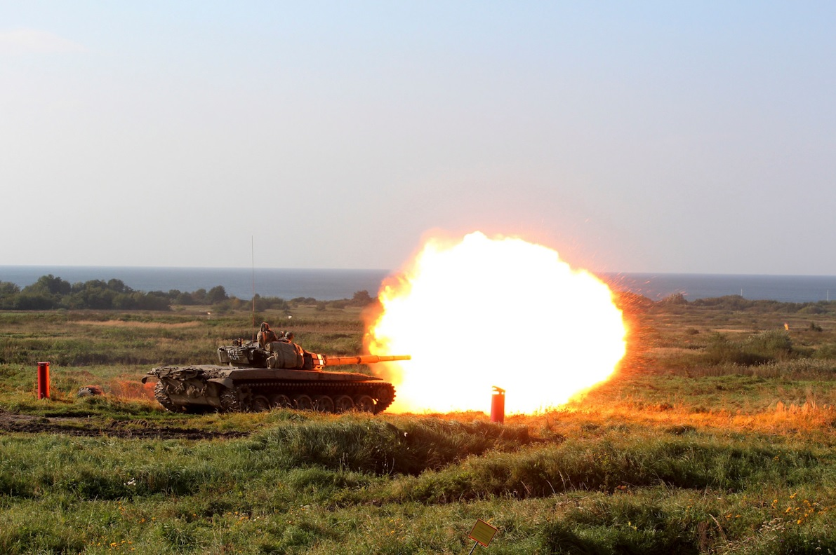 As part of the 11th Army Corps in the Kaliningrad region, a separate tank battalion of the region appeared, consisting of the fleet, the Baltic, tank, army, troops, Kaliningrad, corps, tanks, also, battalion, units, weapons, tank, more, training, combat, territory, coastal