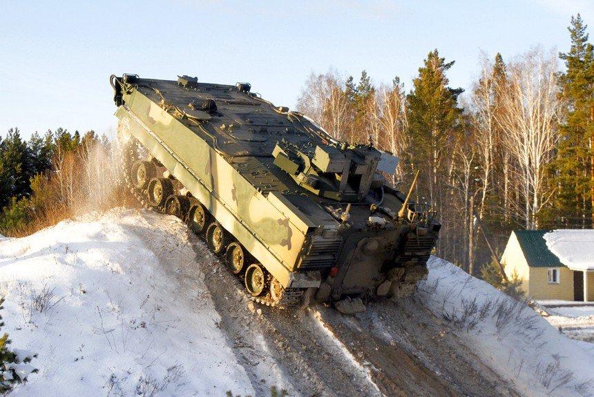 """Поставка опытно-промышленных партий машин платформы """"Курганец-25"""" будет произведена в 2019-2021 гг."""
