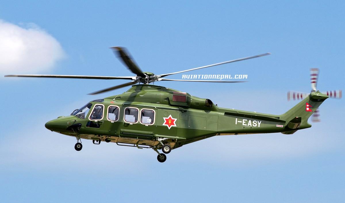 Непал приобретает новые вертолеты европейского производства