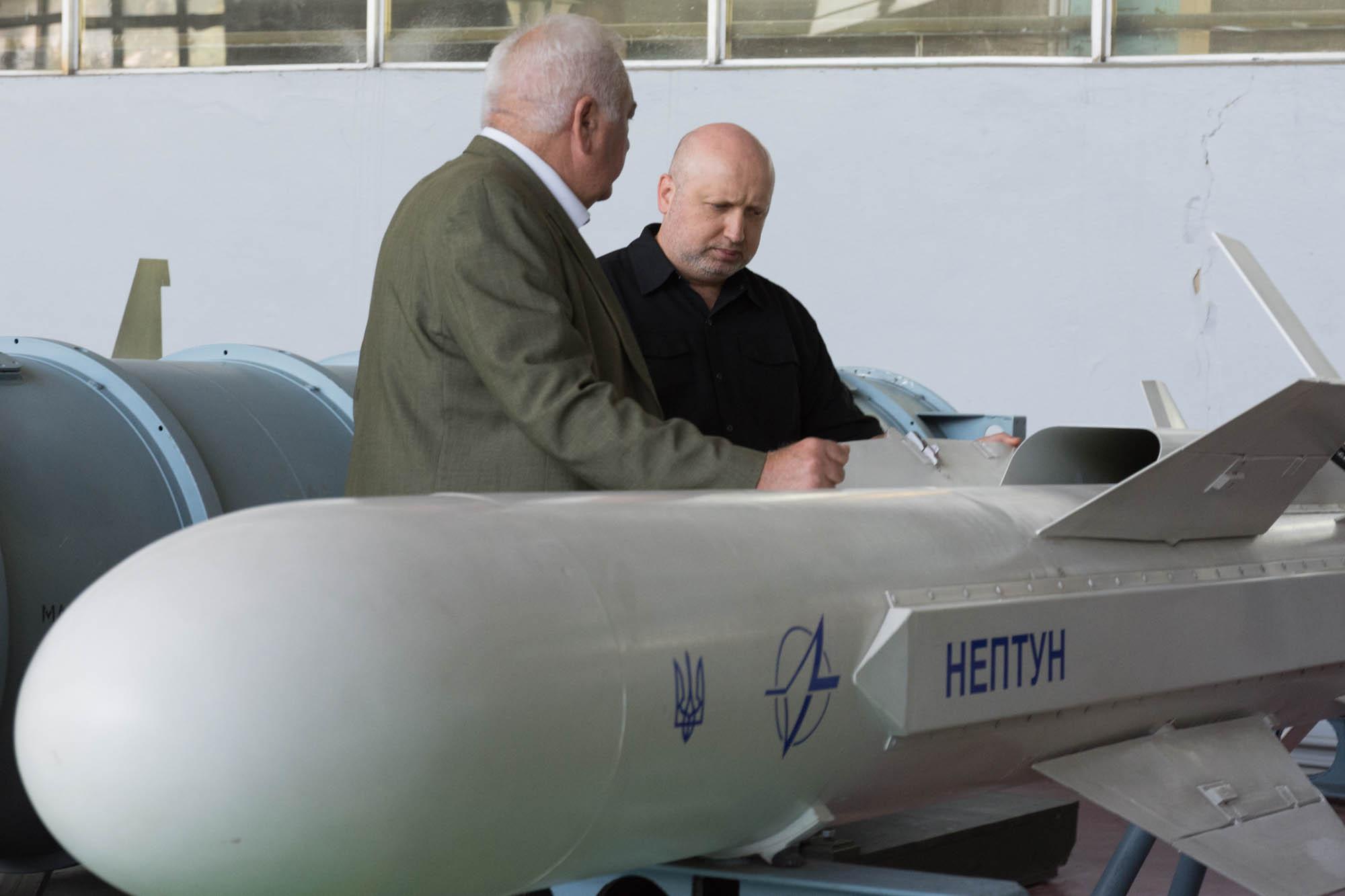"""Украинское ГП """"ВИЗАР"""" готовится к производству противокорабельной ракеты """"Нептун"""" и РСЗО """"Ольха"""""""