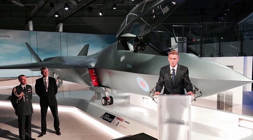 Программа перспективного британского истребителя Tempest