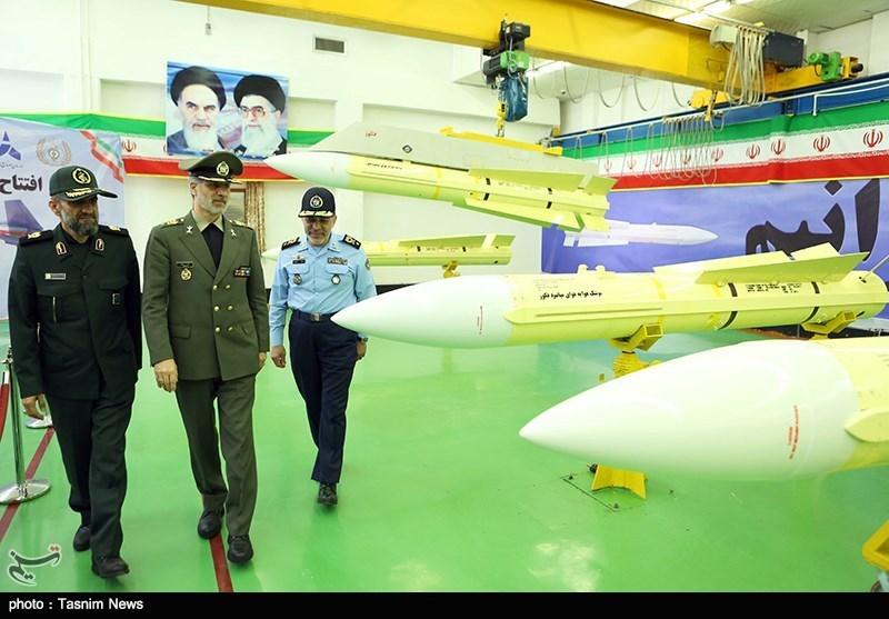 """В Иране началось серийное производство ракет класса """"воздух-воздух"""" Fakour-90"""