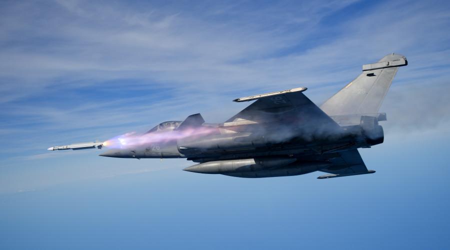 """Разработка новой французской ракеты класса """"воздух-воздух"""" MICA NG"""