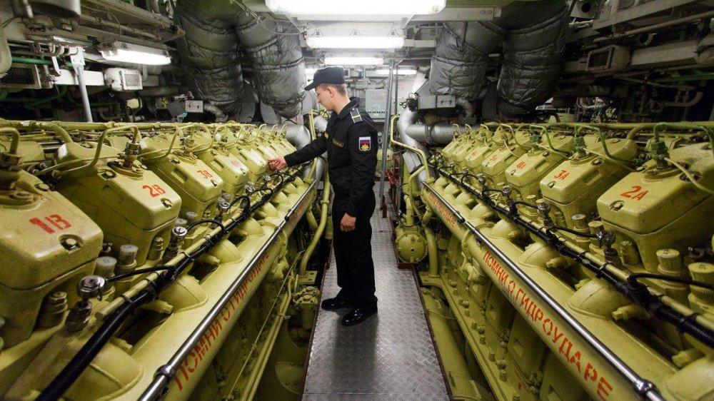 Как промышленность и ВМФ России ищут выход из дизельного кризиса