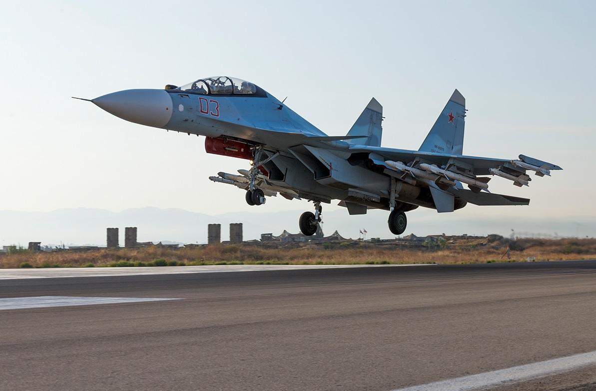 Две трети летного состава ВКС России получили боевую практику в Сирии