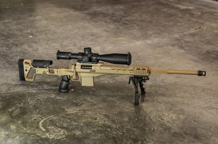 Канадская компания PGW поставит 12,7-мм снайперские винтовки LRT-3 министерству обороны Украины