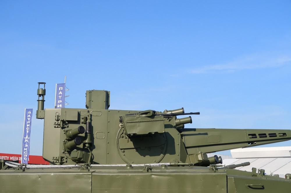 تطوير نسخه من مدرعه BMP-3 بمدفع اوتوماتيكي عيار 57 ملم  5802548_1000