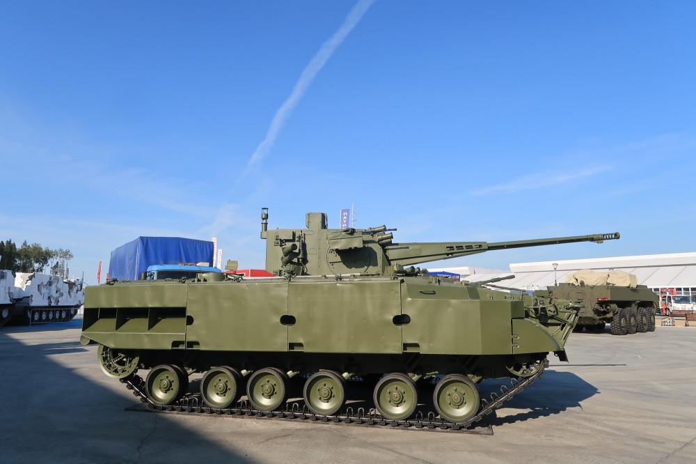 تطوير نسخه من مدرعه BMP-3 بمدفع اوتوماتيكي عيار 57 ملم  5802935_1000