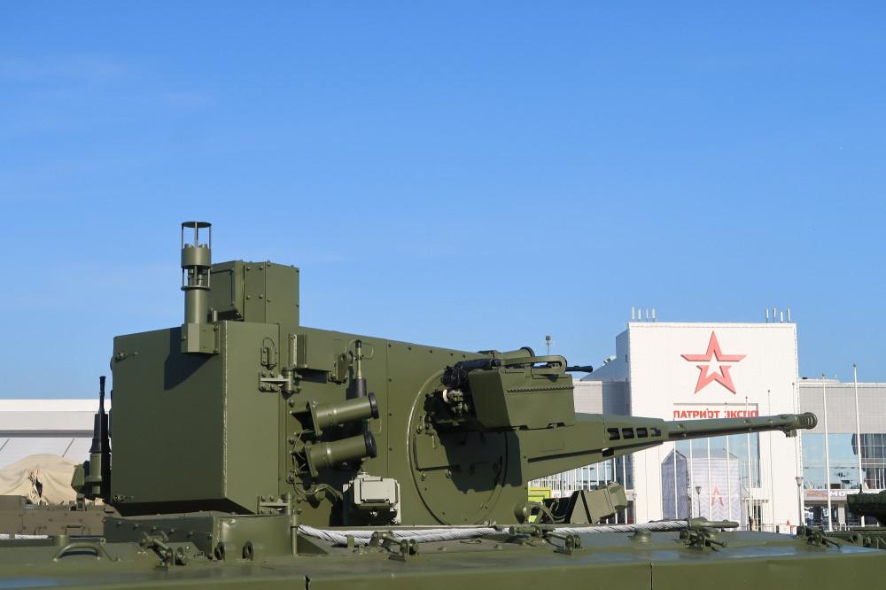 تطوير نسخه من مدرعه BMP-3 بمدفع اوتوماتيكي عيار 57 ملم  5804889_1000