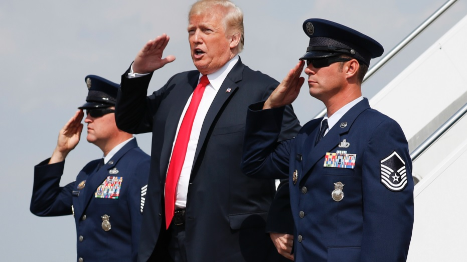 В США отменен намеченный на ноябрь 2018 года военный парад