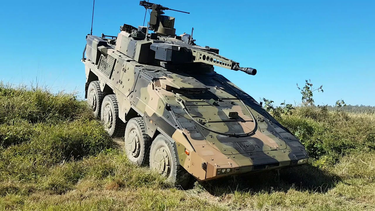 Australia has signed a contract for the purchase of Boxer CRV Boxer armored vehicles, vehicles, Australia, program, Rheinmetall, Cannon, Australian, Army, Phase, also, machines, will, tender, Reconnaissance, Combat, automatic, double, tower, Australian, Systems
