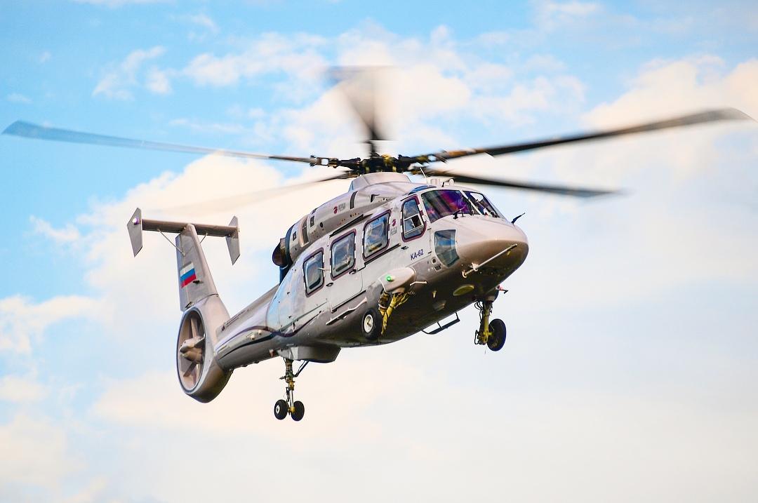 Продолжение программы вертолета Ка-62