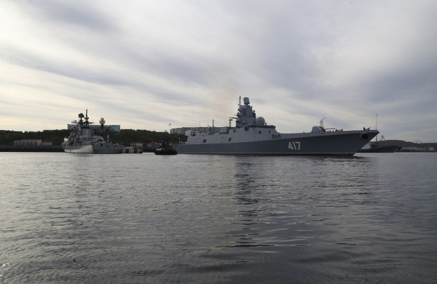 Project 22350: Admiral Sergei Gorshkov #2 - Page 2 5877959_original