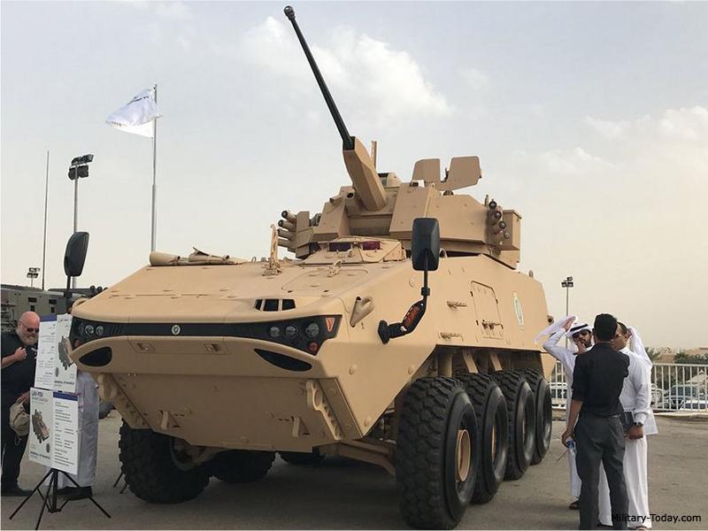 Саудовская Аравия сократила заказ в Канаде на бронированные машины LAV 700