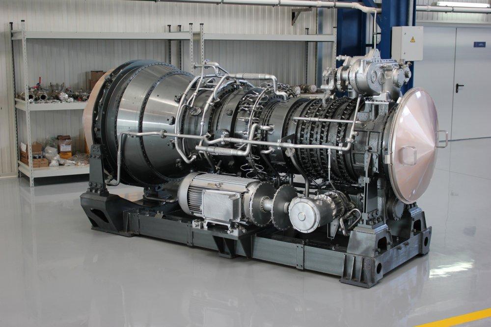Положение с производство корабельных газотурбинных двигателей в России